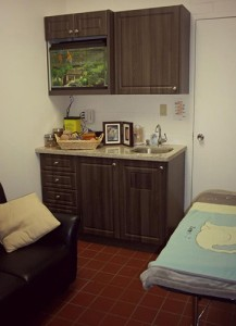 Quiet Consultation Room